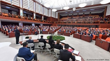 Genel Kurul'da HDP ve MHP birbirine girdi