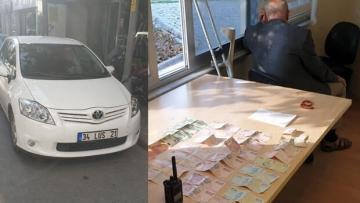 Dilencinin üzerinden çıkanlar şaşırttı! Euro, dolar, otomobilinin anahtarı...