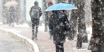 Meteoroloji'den peş peşe uyarılar! Kar ve sağanak yağış geliyor