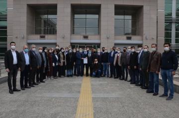 AK Parti Batman İl Başkanı Akif Gür, mazbatasını aldı