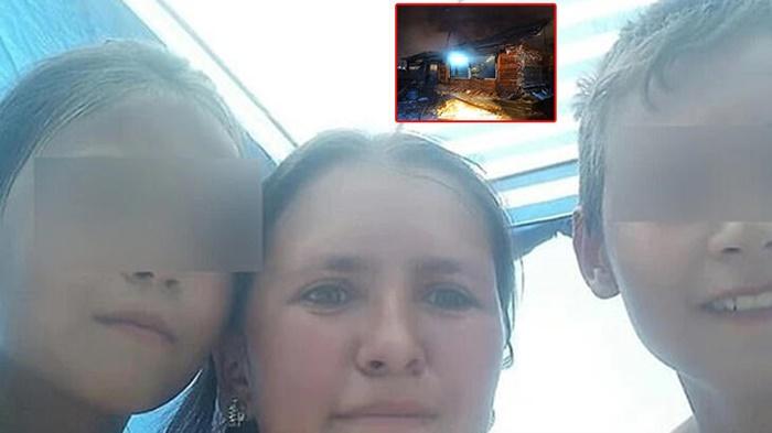 Traijk son: Çocuklarını kurtarmak için yangına daldı