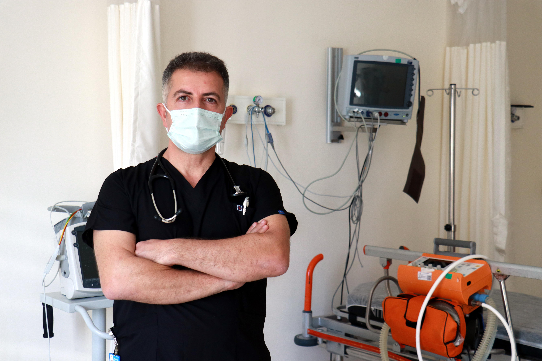 """COVİD-19 hastaları anlattı: """"Akciğerlerimin aldığı şekli gördüğümde çok korktum"""""""