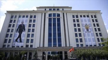 AK Parti'de kritik toplantı başladı: Açıklama yapılacak