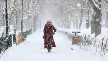Meteoroloji'den peş peşe uyarılar: Kar geliyor...