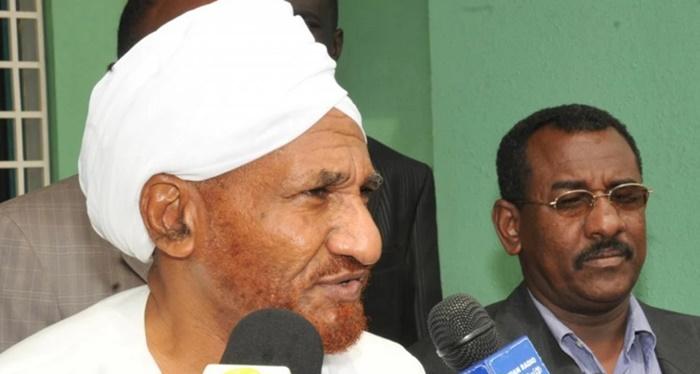 Sadık el Mehdi BAE'de koronadan vefat etti