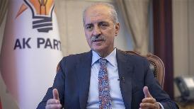 """AK Parti Genel Başkanvekili Kurtulmuş: """"Şehitlerimizin kanı yerde kalmadı"""""""