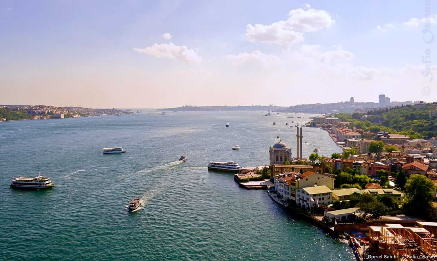 Google İstanbul Boğazı ve Çanakkale Boğazı'nın isimlerini düzeltti mi? Bosphorus ne anlama geliyor?