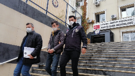 İstanbul'da, Uygur Türkü'nü vuran katiller yakalandı