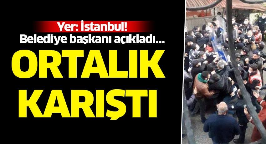 Yer: İstanbul! Belediye başkanı açıkladı… Ortalık karıştı