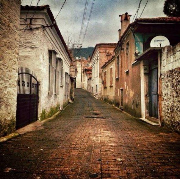 Anı yüklü sokaklar
