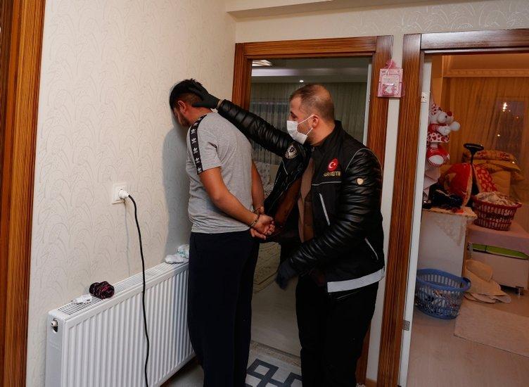 'Kürt Ahmet' çetesi çökertildi! 27 şüpheli gözaltına alındı