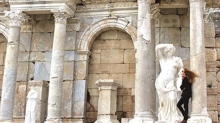 Göller ve antik kentler diyarı