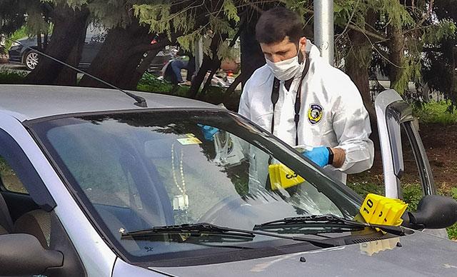 Güngören'de seyir halindeki otomobil sürücüsüne silahlı saldırı: 1 yaralı
