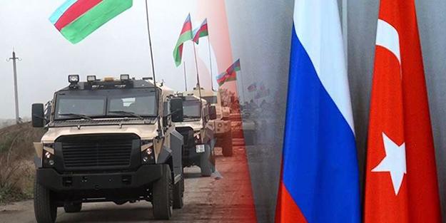 Türkiye ve Rusya, Dağlık Karabağ için imzayı attı