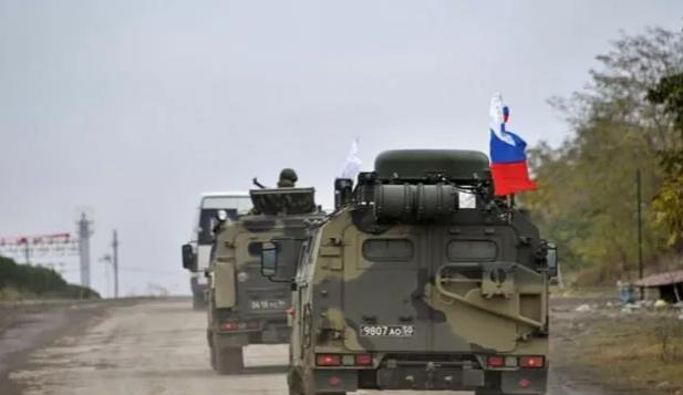 Ülkede Rus diplomatların geçişi sırasında patlama