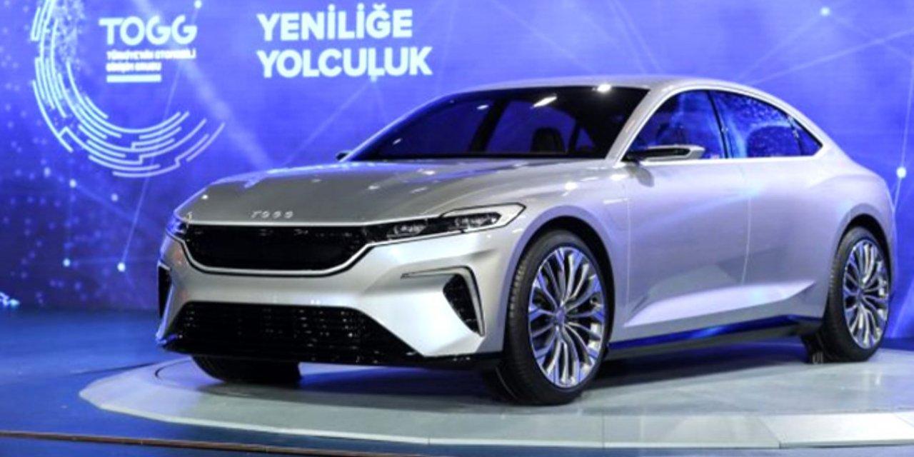 Türkiye'nin yerli otomobilinde dev adım