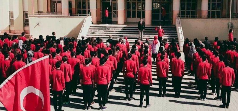 Milli Eğitim Bakanlığından flaş açıklama: Pazartesi günü tüm okullarda yapılacak