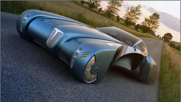 2100 yılında arabalar nasıl olacak