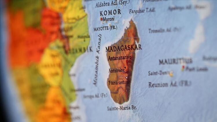 Madagaskar'da tatil planı