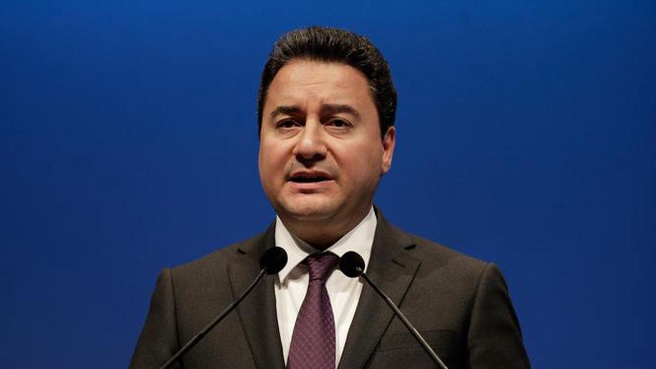 DEVA Partisi'nde deprem! Nihat Ergün görevinden ayrıldı