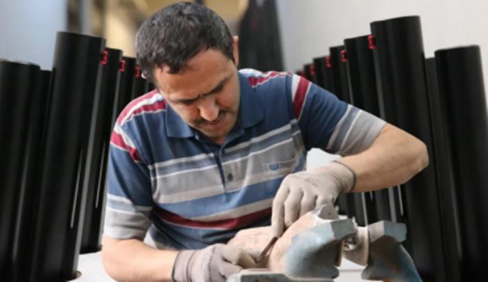 Konya'da üretildi 50 ülke satın almak için sıraya girdi