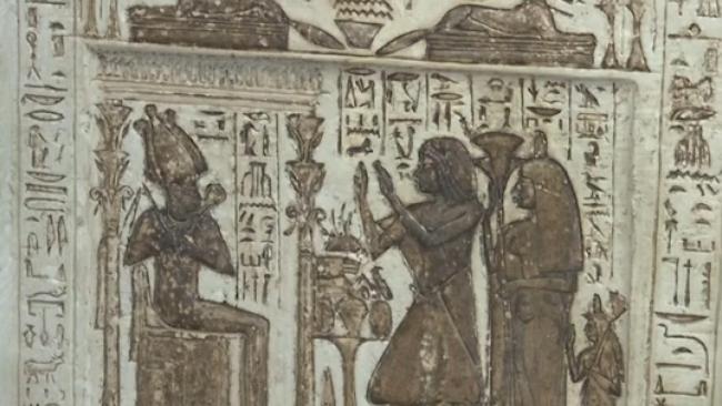 Mısır'da önemli keşif: 52 lahit bulundu