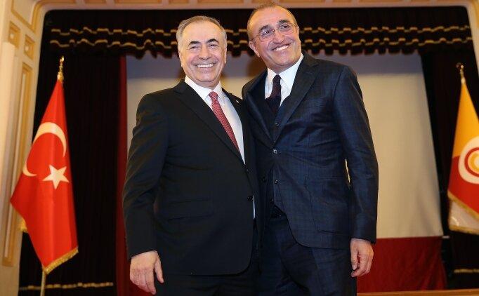 Galatasaray düğmeye bastı! Başkan Cengiz ve Abdurrahim Albayrak 500'er bin lira ateşledi