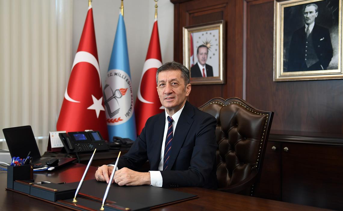 Milli Eğitim Bakanı Ziya Selçuk duyurdu: Erişime açıldı