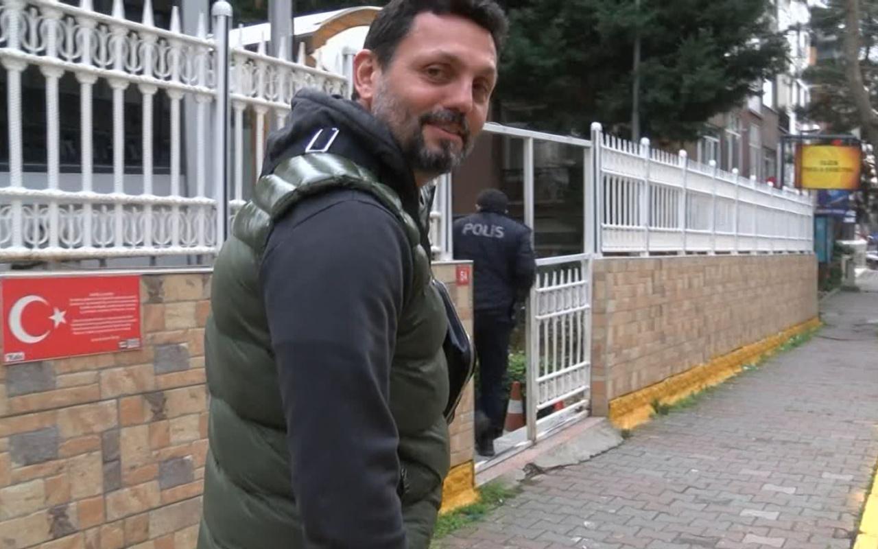 Fenerbahçe Teknik Direktörü Erol Bulut, karakolda ifade verdi