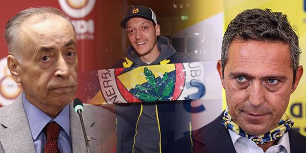 Başkan Mustafa Cengiz'den Mesut Özil'e ağır ifadeler: Türklüğünü reddetti