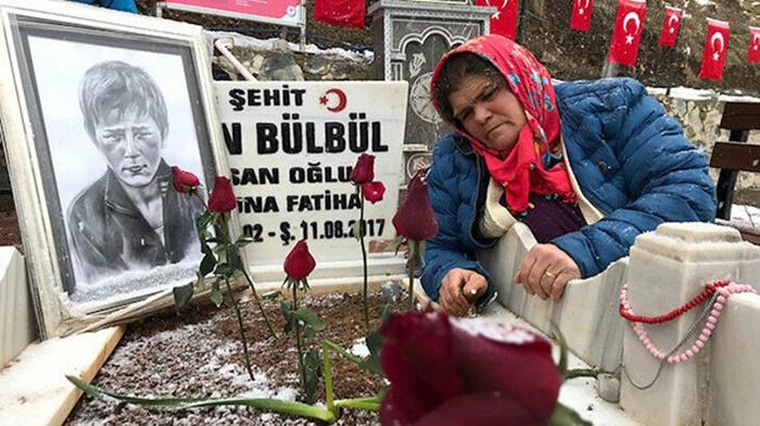 Anne Ayşe Bülbül'den 'Eren operasyonu' teşekkürü