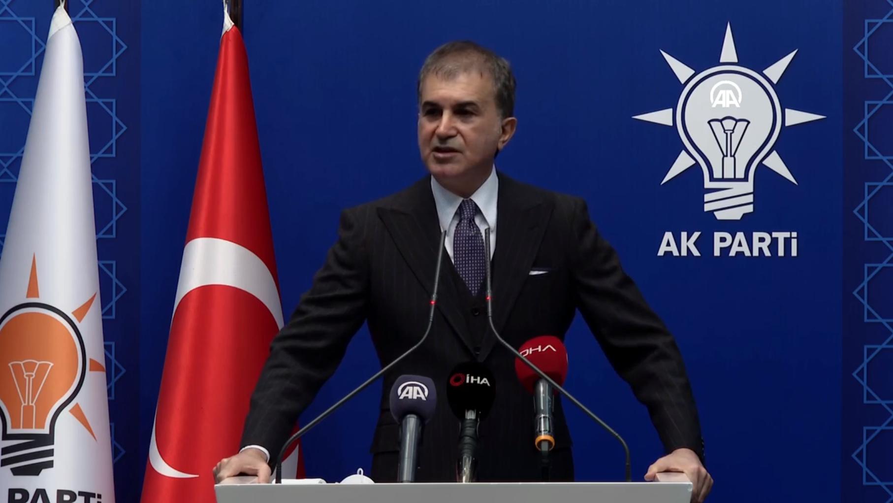 AK Parti MKYK ve MYK toplantısı sonrası Ömer Çelik'ten kritik açıklamalar