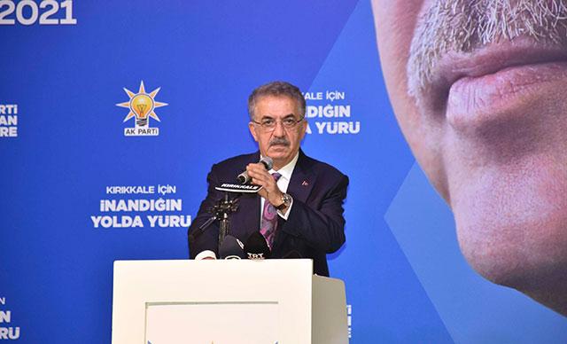 AK Parti'li Yazıcı'dan Kılıçdaroğlu'nun sözlerine tepki
