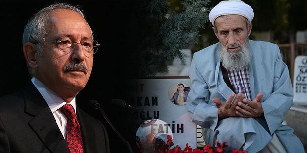 Şehit Kaymakamın babasından Kılıçdaroğlu'na çok sert sözler: Zavallı,  hastalığının farkında değil - Aktüel Haberleri