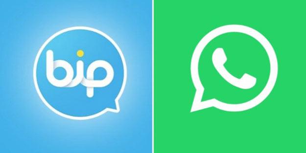 Siber zorbaya bir darbe daha! O ülke de WhatsApp'ı silip BiP'e geçti
