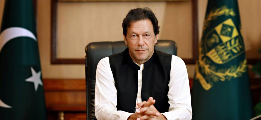 Pakistan Başkanı Han'dan Biden açıklaması
