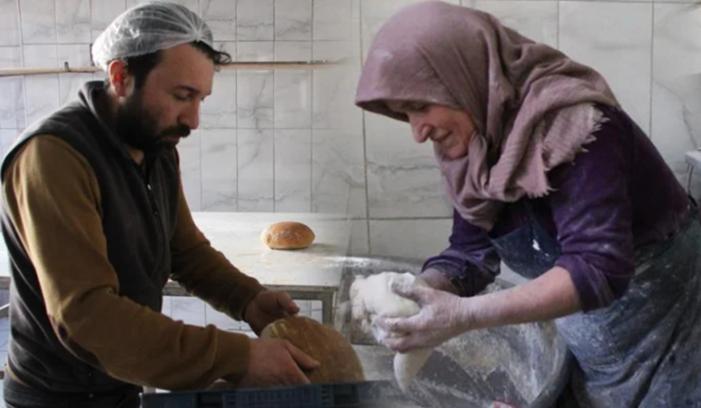 Babasının 40 yıllık işini bıraktı: Amasya'da annesiyle bu işe başladı