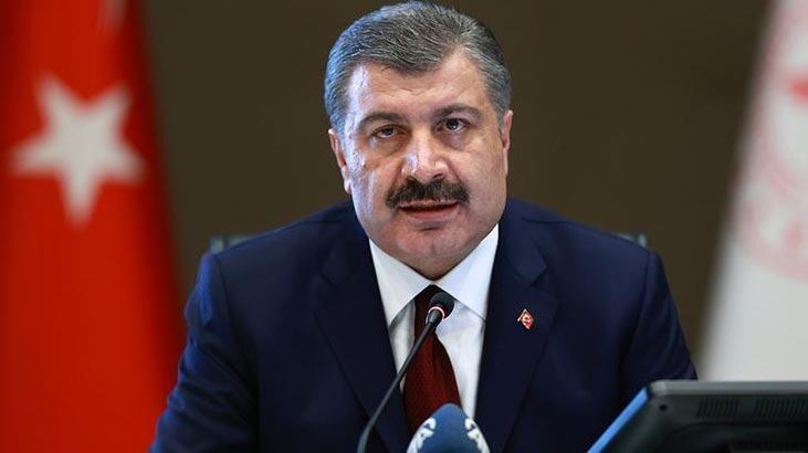Sağlık Bakanı Koca il il haftalık vaka sayılarını açıkladı