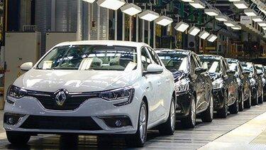 Renault'ta üretimi durdurdu!
