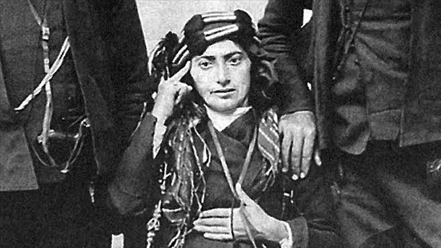 Milli Mücadele'nin kahraman kadınlarından Üsteğmen Kara Fatma'nın hayatı beyaz perdeye taşınacak