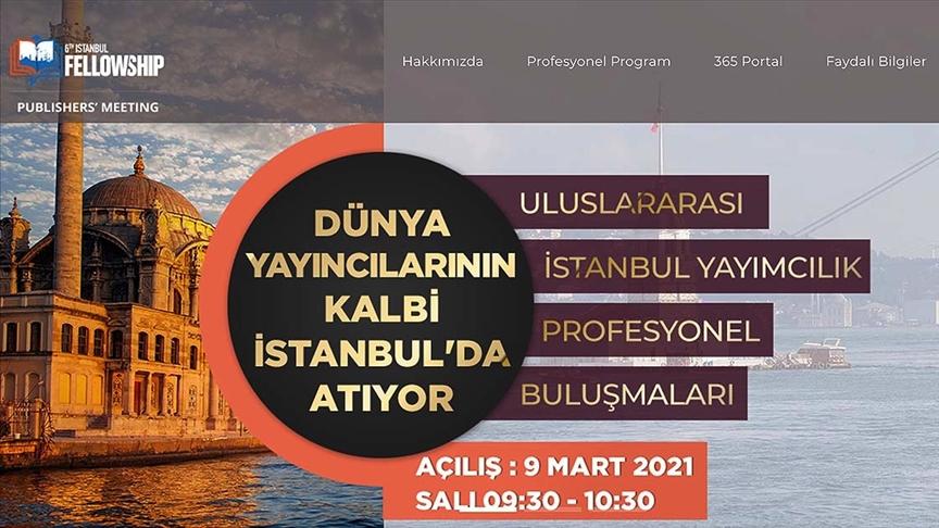 6. İstanbul Publishing Fellowship yarın başlıyor