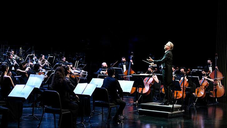 TRT Filarmoni Orkestrası'nın ilk konseri izleyiciyle buluşuyor