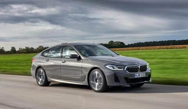2021 BMW 6 Serisi Gran Turismo Türkiye'de!