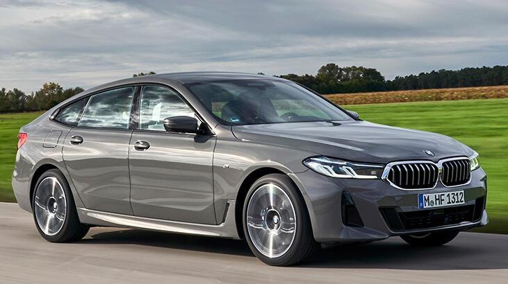 Yeni BMW 6 Serisi Gran Turismo Türkiye'de yollarla buluşuyor