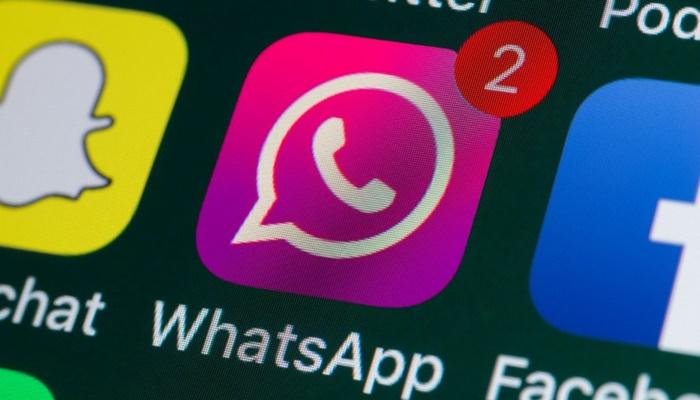 Pembe WhatsApp tehlike saçıyor!