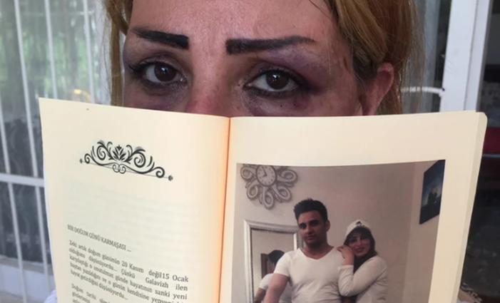 Mezarını kazdığı karısına 3 yıl önce aşk şiirleri kitabı yazmış! - Aktüel  Haberleri