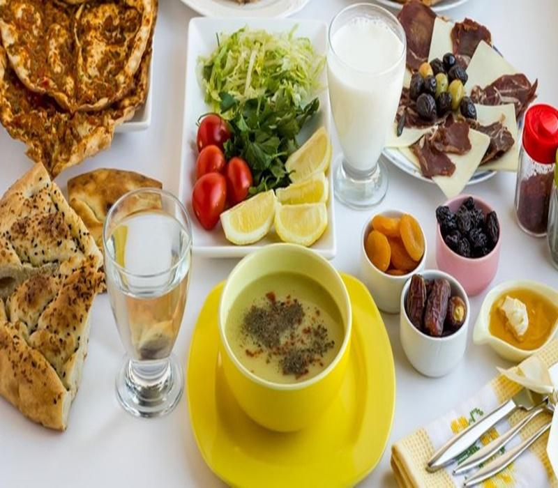 Sahurda en sağlıklı seçenek: Kahvaltı
