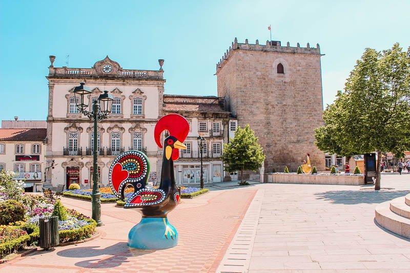 Barcelos gezilecek en güzel yerler