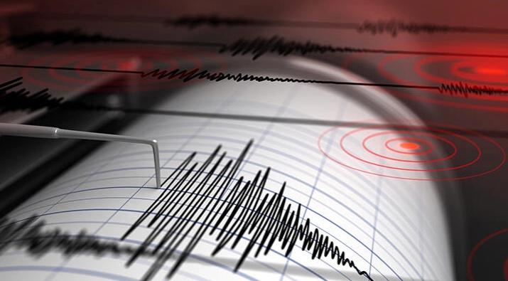 Marmaris'te korkutan deprem!