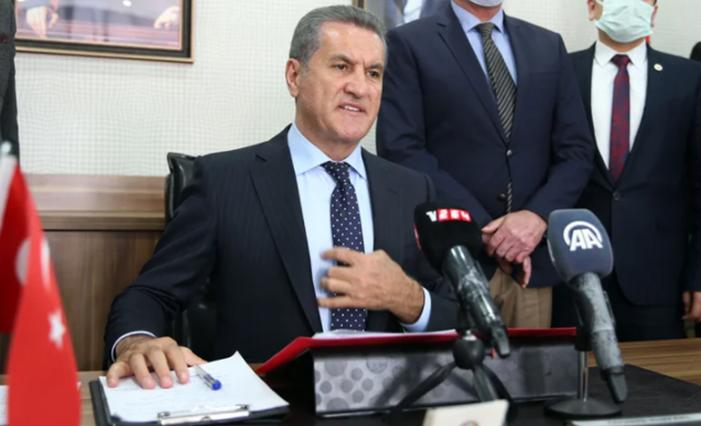 Mustafa Sarıgül'den Mescid-i Aksa açıklaması